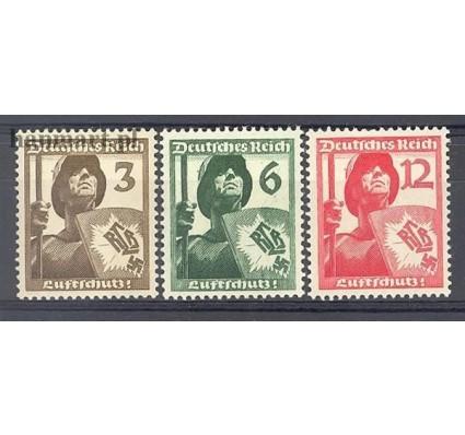 Znaczek Deutsches Reich / III Rzesza 1937 Mi 643-645 Czyste **