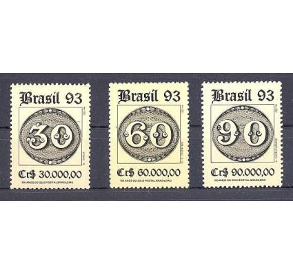Brazylia 1993 Mi 2526-2528 Czyste **