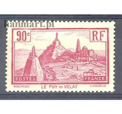 Znaczek Francja 1933 Mi 286 Z podlepką *