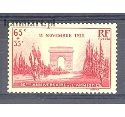 Znaczek Francja 1938 Mi 434 Z podlepką *