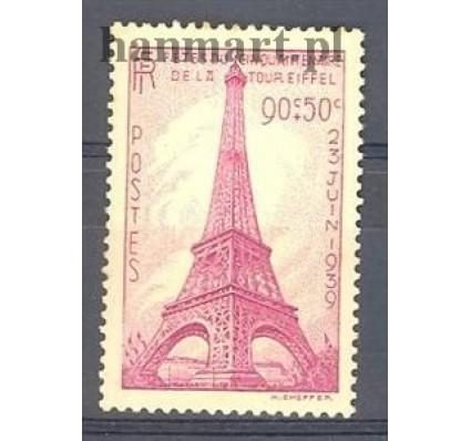 Znaczek Francja 1939 Mi 448 Z podlepką *