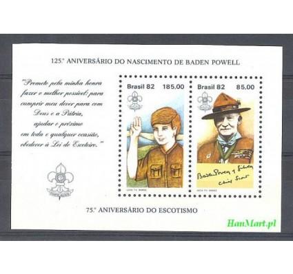 Brazylia 1982 Mi bl 51 Czyste **