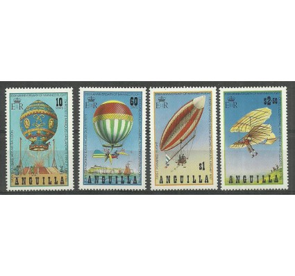 Anguilla 1983 Mi 546-549 Czyste **