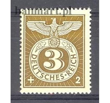 Znaczek Deutsches Reich / III Rzesza 1943 Mi 830 Czyste **