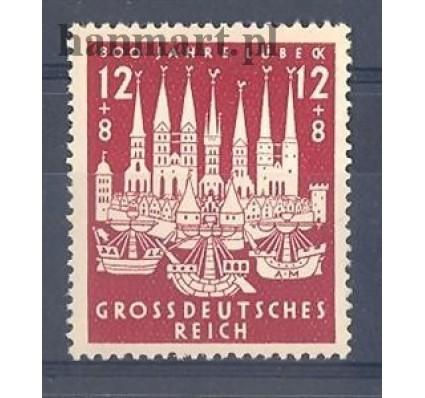 Deutsches Reich / III Rzesza 1943 Mi 862 Czyste **