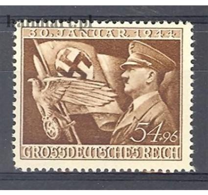 Znaczek Deutsches Reich / III Rzesza 1944 Mi 865 Czyste **