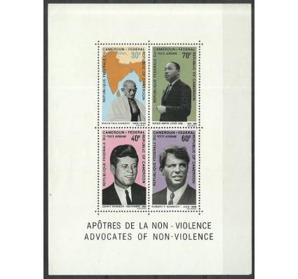 Kamerun 1968 Mi bl 5 Czyste **