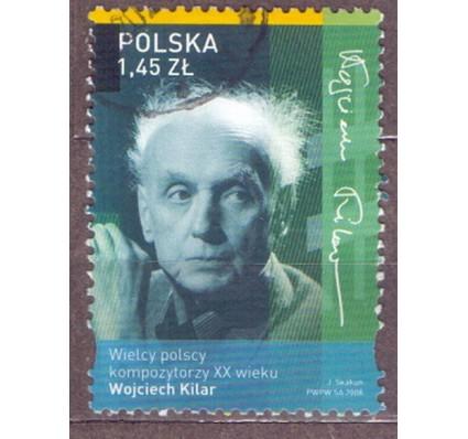 Polska 2008 Stemplowane