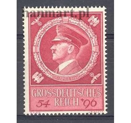 Znaczek Deutsches Reich / III Rzesza 1944 Mi 887 Czyste **