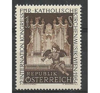 Znaczek Austria 1954 Mi 1008 Czyste **