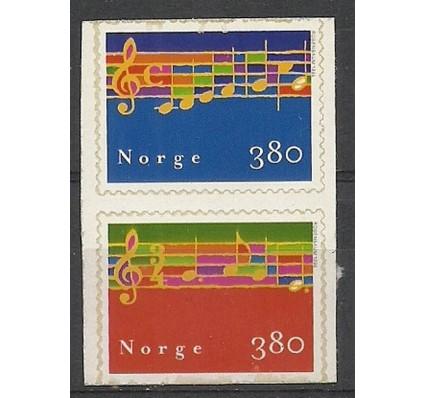 Znaczek Norwegia 1998 Mi 1297-1298 Czyste **