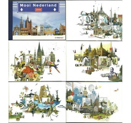 Znaczek Holandia 2006 Mi mh 2390-2391... Czyste **
