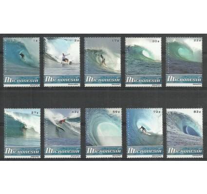 Znaczek Mikronezja 2009 Mi 1922-1931 Czyste **