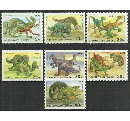 Znaczek Azerbejdżan 1994 Mi 153-159 Czyste **