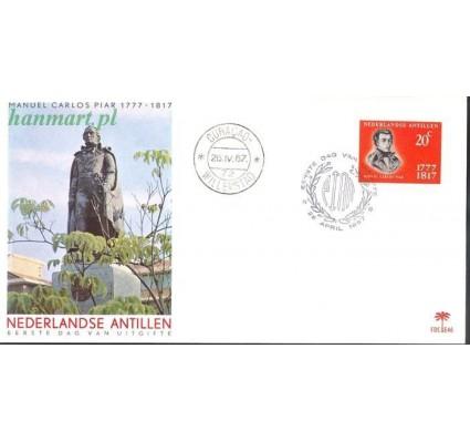 Znaczek Antyle Holenderskie 1967 FDC