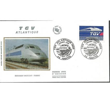 Znaczek Francja 1989 Mi 2743 FDC