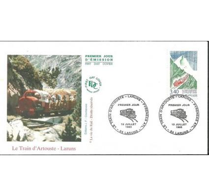 Znaczek Francja 1993 Mi 2962 FDC