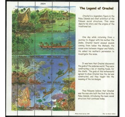 Znaczek Palau 1998 Mi ark 1330-1341 Czyste **