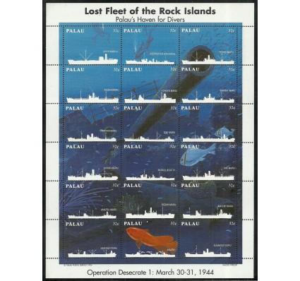 Znaczek Palau 1995 Mi ark 868-885 Czyste **