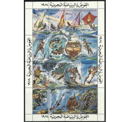 Znaczek Libia 1984 Mi ark 1253-1268 Czyste **
