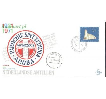 Znaczek Antyle Holenderskie 1971 FDC