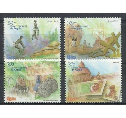 Znaczek Angola 2006 Mi 1771-1774 Czyste **