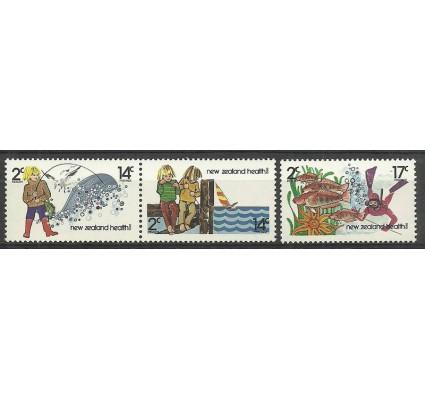 Znaczek Nowa Zelandia 1980 Mi 804-806 Czyste **