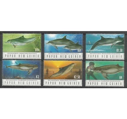 Znaczek Papua Nowa Gwinea 2003 Mi 1025-1030 Czyste **