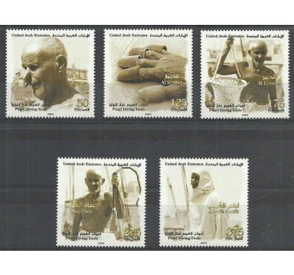 Znaczek Zjednoczone Emiraty Arabskie 2005 Mi 815-819 Czyste **