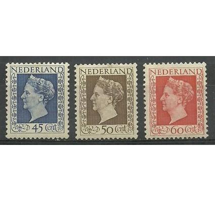 Znaczek Holandia 1948 Mi 500-502 Czyste **
