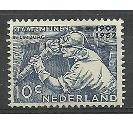 Znaczek Holandia 1952 Mi 587 Czyste **