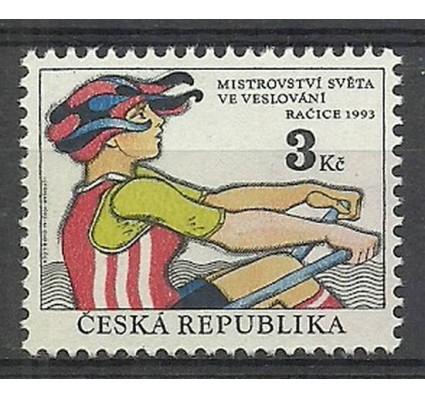 Znaczek Czechy 1993 Mi 20 Czyste **