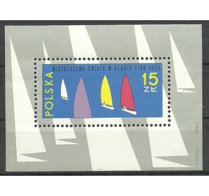 Znaczek Polska 1965 Mi bl 36 Czyste **