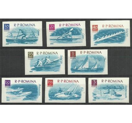 Znaczek Rumunia 1962 Mi 2056-2063 Czyste **