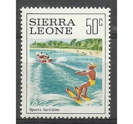 Znaczek Sierra Leone 1980 Mi 622 Czyste **