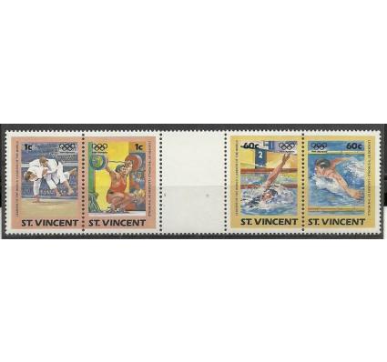 Znaczek St. Vincent 1984 Mi 748-749+752-753 Czyste **