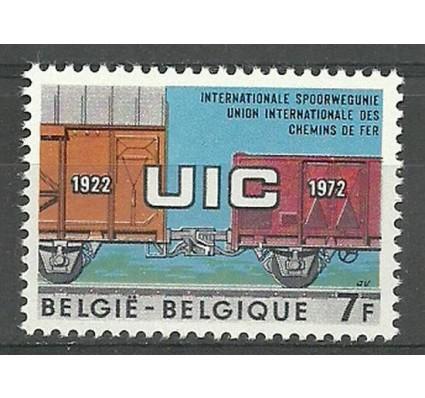 Znaczek Belgia 1972 Mi 1681 Czyste **