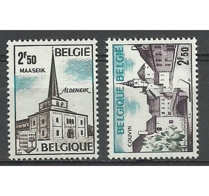 Znaczek Belgia 1972 Mi 1691-1692 Czyste **