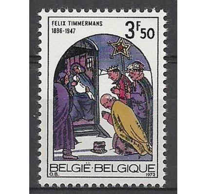 Znaczek Belgia 1972 Mi 1705 Czyste **