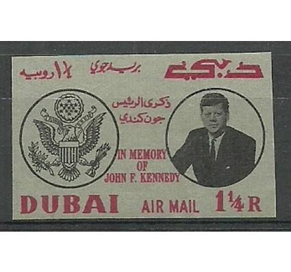 Znaczek Dubaj 1964 Mi 57 Czyste **