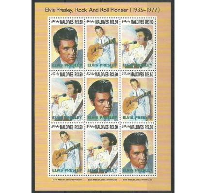 Znaczek Malediwy 1993 Mi ark 1866-1868 Czyste **