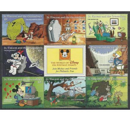Znaczek Saint Vincent i Grenadyny 1996 Mi 3813-3820 Czyste **