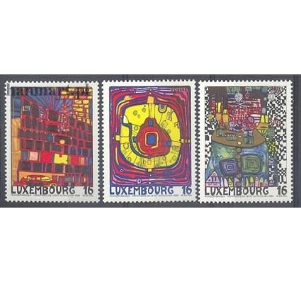 Znaczek Luksemburg 1995 Mi 1360-1362 Czyste **