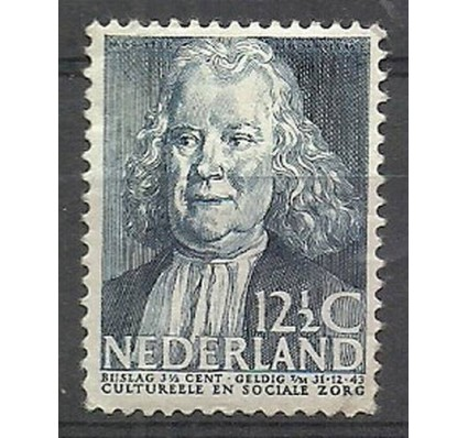 Znaczek Holandia 1938 Mi 317 Z podlepką *