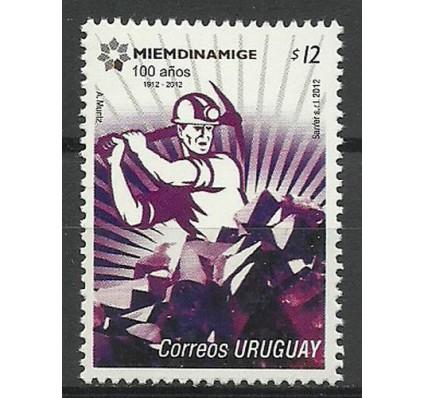 Znaczek Urugwaj 2012 Mi 3253 Czyste **