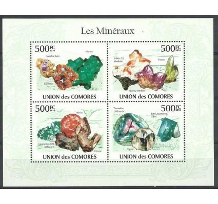 Znaczek Komory 2009 Mi ark 2632-2635 Czyste **