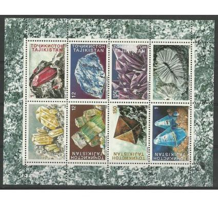Znaczek Tadżykistan 1998 Mi ark 142-147 Czyste **