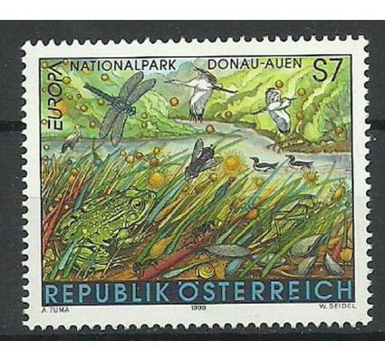 Znaczek Austria 1999 Mi 2288 Czyste **