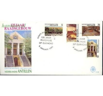 Znaczek Antyle Holenderskie 1986 Mi 578-581 FDC