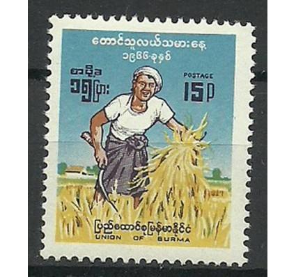 Znaczek Myanmar 1966 Mi 184 Czyste **